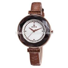 SKONE 9357 quartz women slim strap Watches
