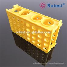 Bastidor de tubos de centrífuga 0,5 ml / 1,5 ml / 15 ml / 50 ml