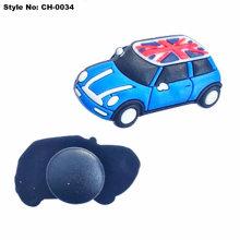 3D Child Clog Charm, Fashion Car Rubber Shoe Decoration