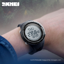 SKMEI 1342 watch water resistant compass led light sport watches digital display hight quality function for men