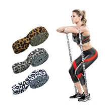 Power Training Bench Press Leopard Resistance Band