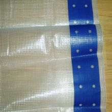 Transparent PE scaffolding sheet