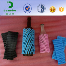 La botella de agua de empaquetado de alimentos flexible disponible barata encoge la manga hecha de EPE respetuoso del medio ambiente