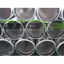 Wedge Wire Screens, Johnson type screen for well drilling