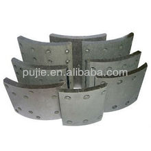 Automotive brake lining for truck 19487