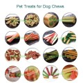 Best Quality Dog Treats Pengolahan Makanan Ekstrusi Line