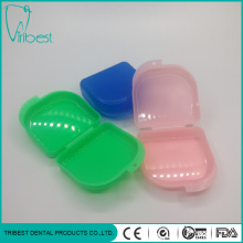 Disposable Colorful Dental Retainer Box With Hole