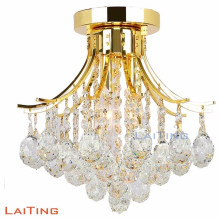 New crystal ceiling lamp handing chandelier led ceiling lamp for home