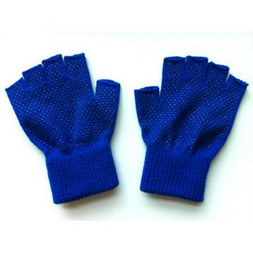Mode hiver acrylique gants sans doigts