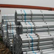 China fabricante de peso profissional do tubo de gi