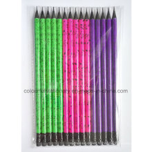 Hotsale Papeterie Crayon De Bois Avec Eraser