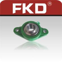 Boîtier en plastique Fkd avec roulement en acier inoxydable Ucfl206