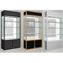 Étagère d'angle de salle de bains, étagère en verre, étagères de douche pour l'étagère décorative