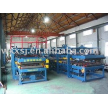 EPS Mineral Wool sandwich panel machine
