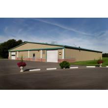 Edificio de almacenamiento de estructura metálica (KXD-SSB1273)
