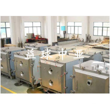 Static vacuum drying machines with electric or steam or gas heating