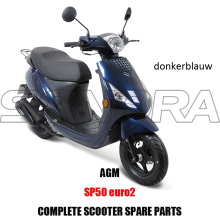 AGM SP50 SCOOTER KIT CORPS PIECES MOTEURS SCOOTER COMPLET PIECES DE RECHANGE PIECES DETACHEES ORIGINALES