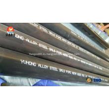 Труба стали сплава Безшовная ASTM по трубам a335 П22