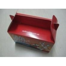 Cake Box / Takeaway Caja de papel Away Food Box Contenedor de Alimentos