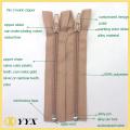 No.5 fermetures à glissière en nylon DTM pour vestes