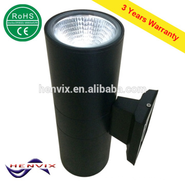 CE approval 20W outdoor led wall light, 3000K led wall pack light