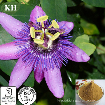 100% Natural and Organic Passion Flower Extract Flavonoids 3% ~5%