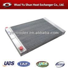 Aluminium-Platte Flossen Luftkühler Preis