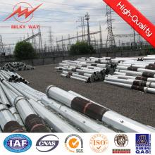 25FT Bitumen 69kV Stahl Verteilung Pole