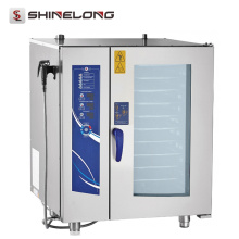 Precios competitivos de alta calidad Acero inoxidable ahorro de energía de la maquinaria comercial del horno de la panadería