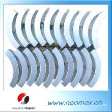 Сегментный магнит ветрогенератора