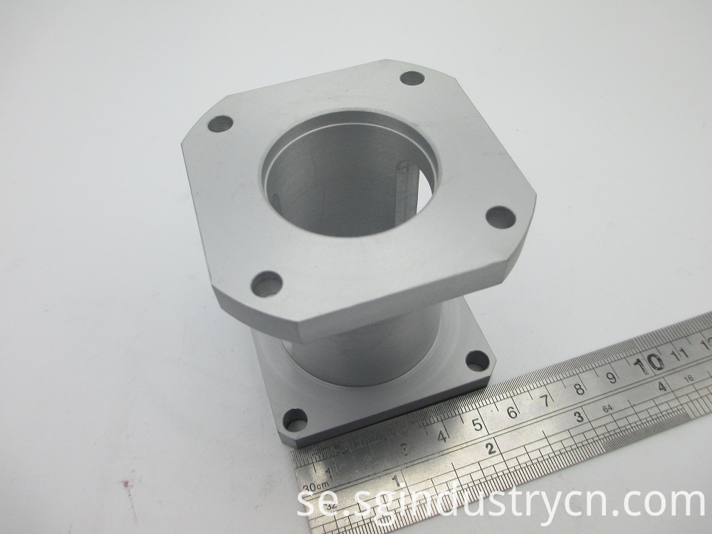 A6082 Aluminum Natural Anodizing Cnc Parts