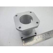 Pièces en aluminium anodisation naturelles A6082 en aluminium