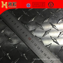 Aluminum Floor Plate of The Truck