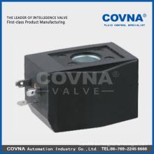 CC de la bobina 12v del solenoide, alta calidad hecha en China, AC220V, AC230V, AC110V, DC24V, DC12V, DC10V, DC27V