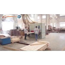 Китай Производитель Производитель Дешевые ПВХ Деревянные Двери Спальни