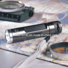 Compact 1-Cell AA Flashlight (Torch) (12-1H0004)