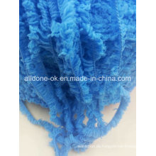 Microfiber Hand stricken weiche Baby Fancy Knitting Feather Yarn