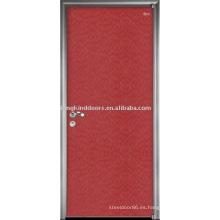 Ecología (JKD-K04) aluminio Interior puerta desde China Top 10 marca puerta