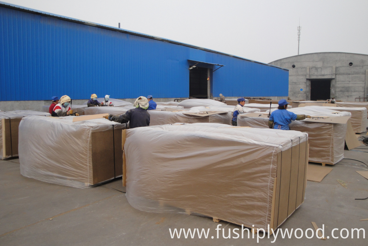 Furniture Grade Melamine Mdf Boards
