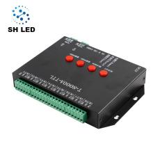 Controlador DMX 512 de inteligencia programable