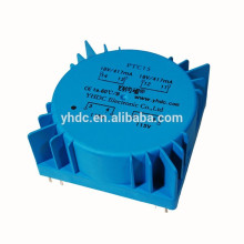 double 115V/ dual secondaries pcb mounting toroidal transformer replace Tamema toroidal transformer