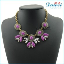 YIWU FACTORY BEST SALE women accessories jewelry necklace