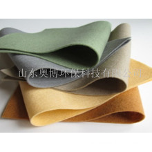High qualiy 100% Wool Felt Needle Punched Nonwoven Felts , 50% Wool , 50% Polyester