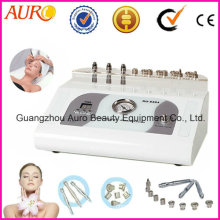 Diamond Microdermabrasion masaje facial para blanquear la piel arruga equipo de eliminación