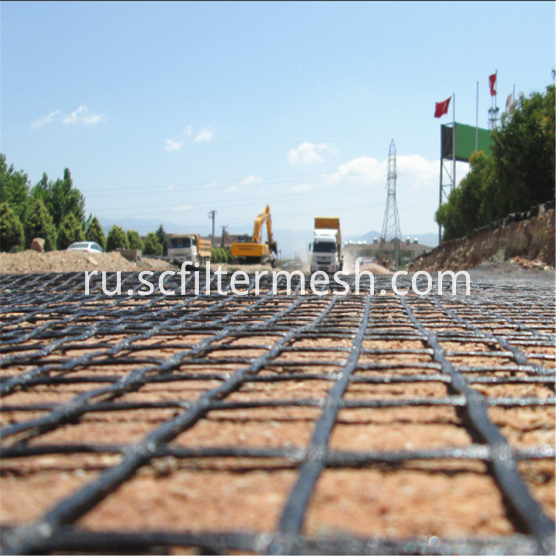 Geogrid For Soil Reinforcement