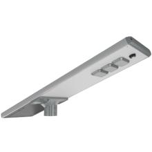 50W integran la luz de calle LED solar fotovoltaica, todo en un solo tipo