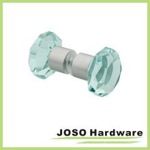 Manija de cristal de la puerta de cristal ducha perilla de la ducha (dkb19)