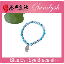 Guangzhou Fashion Imitation Jewelry Turkish Evil Eye Bracelet Jewelries