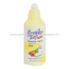 Liquid Cleanser for Feeding Bottle, Vegetable and Fruit Cleaning