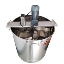 Small commercial automatic frying machine food mixer multi-energy oil seasoning food mixing production